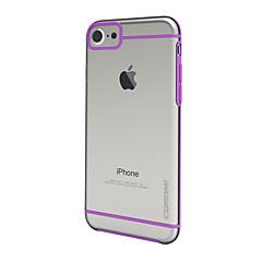 Назначение iPhone X iPhone 8 Чехлы панели Защита от удара Матовое Задняя крышка Кейс для Прозрачный Твердый PC для Apple iPhone X iPhone