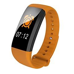 billige Elegante ure-den nye hhy m99 farve smart armbånds sports skridttæller sove blodtryk og hjertefrekvens overvågning intelligente mobiltelefon bluetooth