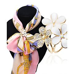 Γυναικεία Καρφίτσες Στρας απομιμήσεις Opal Μοντέρνα Κλασσικά Στρας Κράμα Κοσμήματα Πεταλούδα Κοσμήματα Για Καθημερινά Causal