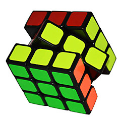 tanie -Kostka Rubika QIYI Sail 6.0 164 3*3*3 Gładka Prędkość Cube Magiczne kostki Puzzle Cube Naklejka gładka Kwadrat Urodziny Dzień Dziecka