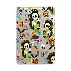 Para iPad (2017) Carcasa Funda Transparente Diseños Cubierta Trasera Funda Halloween Suave TPU para Apple iPad (2017) iPad Pro 12.9''