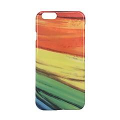 Назначение iPhone 7 iPhone 7 Plus Чехлы панели Матовое Рельефный С узором Задняя крышка Кейс для Градиент цвета Твердый PC для Apple