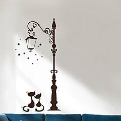 애니멀 크리스마스 벽 스티커 3D 월 스티커 데코레이티브 월 스티커,종이 자료 홈 장식 벽 데칼