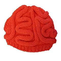 좀비 모자 남여 공용 할로윈 페스티발 / 홀리데이 할로윈 의상 핑크 화이트 레드 옐로 패션