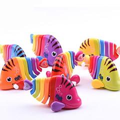 tanie -Zabawka edukacyjna Zabawka nakręcana Zabawkowe samochody Zabawki Rybki Tworzywa sztuczne Sztuk Nie określony Prezent