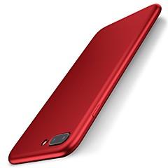 Para iPhone 7 iPhone 7 Plus Case Tampa Ultra-Fina Cinto Refletivo Capa Traseira Capinha Côr Sólida Macia Silicone para Apple iPhone 7