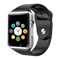 a1 nadgarstek bluetooth inteligentny zegarek sport pedometr z aparatem sim smartwatch dla smartfonu android