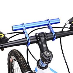 abordables Puños y Manguitos para Manillar-Extensión de manubrio para bicicleta Ciclismo de Pista / Bicicleta de Montaña Ajustable / A prueba de resbalones / Porta-herramienta Aluminum Alloy / Cromo Azul Piscina / Negro / Rojo