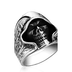Férfi Ékszerek Személyre szabott Divat Rozsdamentes acél Titanium Acél Ékszerek Ékszerek Kompatibilitás Napi Hétköznapi