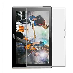 PET Screenprotector voor ACER Tablet Other Voorkant screenprotector High-Definition (HD)
