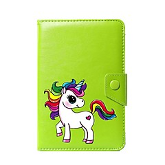 Universal Unicorn PU Leather Stand Cover Case For 7 Inch 8 Inch 9 Inch 10 Inch Tablet PC