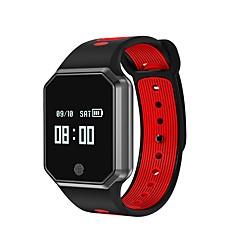 jsbp qw11 heren vrouw bluetooth slimme horloge slimme armband hartslag waterdicht horloge afneembare sport armband voor ios android