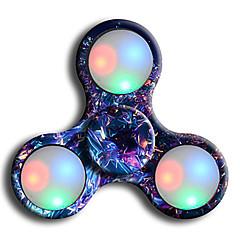 tanie -Fidget Spinners Przędzarka ręczna Zabawki Stres i niepokój Relief Zabawki biurkowe Za czas zabicia Focus Toy Zwalnia ADD, ADHD, niepokój,