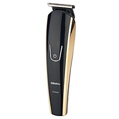 abordables cortar el pelo-genpai gp-8088 adulto cabello cuidado del cabello eléctrico profesional eléctrico fader eléctrico pelo tijeras peluquero cuchillo de