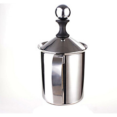 800 ml Rozsamentes acél tejhabosító , Készítő