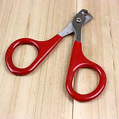 お買い得  犬用品&グルーミング用品-ネコ 犬 グルーミングキット 爪切り 携帯用