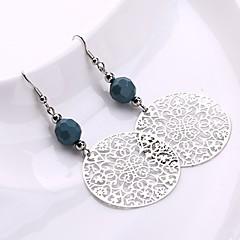 cheap Earrings-Women's Stud Earrings / Drop Earrings - Silver Plated Silver For Casual / Going out
