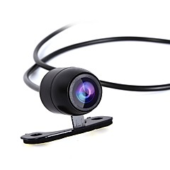 ZIQIAO® Mini Night Vision Car 170 Wide Angle Car Front Rear View Camera