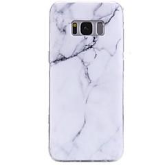tanie Galaxy S6 Etui / Pokrowce-Kılıf Na Wzór Etui na tył Marmur Miękkie TPU na S8 S8 Plus S7 edge S7 S6 edge plus S6 edge S6 S6 Active S5 Mini S5 Active S5 S4 Mini S4