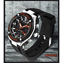 preiswerte Damenuhren-Herrn Damen digital Digitaluhr Armbanduhr Smartwatch Militäruhr Sportuhr Chinesisch Alarm Kalender Chronograph Rechenschieber Wasserdicht