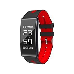 s13 0,96 tommer mænds kvinde smart armbånd blod ilt / blodtryk / hjertefrekvens monitometre til iOS android