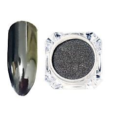preiswerte -1pc schwarz aurora Spiegel Oberfläche Zauberspiegel Pulver 1g loading