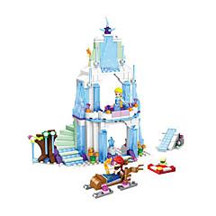 Bouwblokken Speeltjes Huis Stuks Geschenk