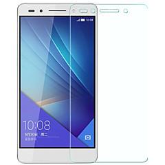 baratos -Protetor de Tela para Huawei Huawei Honor 7 Vidro Temperado Protetor de Tela Frontal À prova de explosão Resistente a Riscos Alta