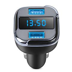 Недорогие Bluetooth гарнитуры для авто-gps локатор автомобиля hunter автомобильное зарядное устройство двойной USB зарядное устройство приложение удаленный датчик местоположения