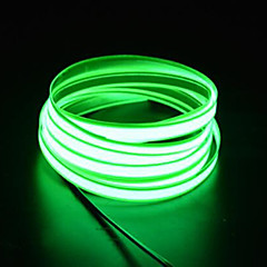 cheap LED Strip Lights-BRELONG® 0 LEDs White Pink Green Blue Red Waterproof Self-adhesive <5V