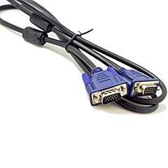 VGA Cable, VGA to VGA Cable Macho - Macho 1,5 m (5 pies)