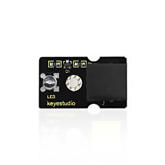 abordables Pantallas-keyestudio easy plug digital amarillo módulo led para arduino