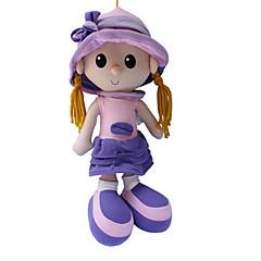 abordables muñecas-Muñeco de peluche 14 pulgada Bonito Juguete de dibujos animados Segura para Niños Non Toxic Encantador Diseño de Caricatura Kid de Chica Juguet Regalo