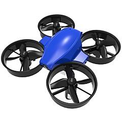 Χαμηλού Κόστους RC Quadcopter-RC Ρομποτάκι DM107S 4 Kανάλια 6 άξονα 2,4 G Ελικόπτερο RC με τέσσερις έλικες Ύψος Κρατώντας Φωτισμός LED Auto-Απογείωση Λειτουργία άμεσου