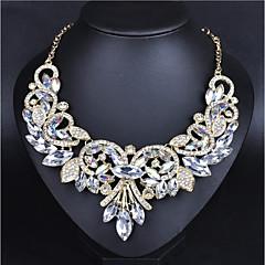 preiswerte Halsketten-Damen Anhänger - Klassisch, Modisch Weiß, Dunkelblau Modische Halsketten Schmuck Für Verlobung, Zeremonie / Edelstein