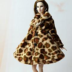 abordables Ropa para Barbies-Casual Más Accesorios por Muñeca Barbie  Lana Polar Top por Chica de muñeca de juguete