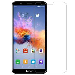 abordables Protectores de Pantalla para Huawei-Protector de pantalla Huawei para Honor 7X Vidrio Templado 1 pieza Protector de Pantalla Frontal Anti-Reflejos Anti-Huellas Anti-Arañazos