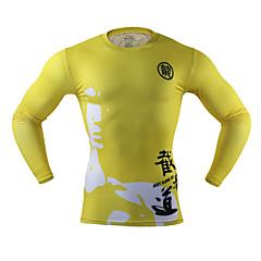 Arsuxeo Homens Camiseta de Corrida Secagem Rápida Reduz a Irritação Leve para Ioga Correr Boxe Ciclismo Exercício e Atividade Física