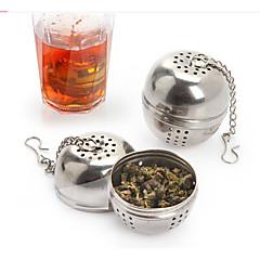 ml rozsdamentes tea szűrő, készítő