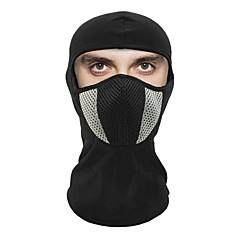 abordables Cagoules et masques-WOSAWE Máscara de protección contra la polución pasamontañas Todas las Temporadas Secado rápido A prueba de polvo Reductor del Sudor