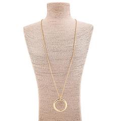 お買い得  ネックレス-女性用 Elegant カラー 合金 カラー 、 カジュアル
