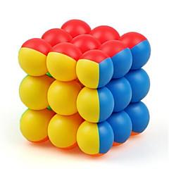 preiswerte Magischer Würfel-Magischer Würfel IQ - Würfel Wellness Ballwürfel 3*3*3 Glatte Geschwindigkeits-Würfel Magische Würfel Puzzle-Würfel Bildung Wettbewerb Kinder Erwachsene Spielzeuge Mädchen Geschenk