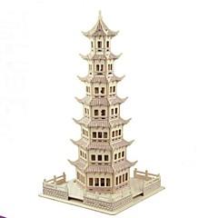 3D - Puzzle Holzpuzzle Logik & Puzzlespielsachen Modellbausätze Spielzeuge Haus 3D Häuser Mode Kinder Schlussverkauf Klassisch Mode Neues