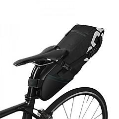 olcso -Kerékpáros táska 8LTúratáskák csomagtartóra Vízálló Vízálló cipzár Fitnesz Kerékpáros táska Poliészter /Pamut Kerékpáros táska