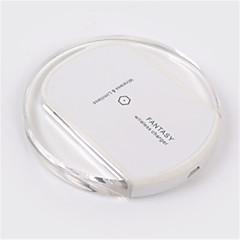 abordables Gadgets para Samsung-Cargador Wireless Cargador usb USB Cargador Wireless / Qi 1 Puerto USB 2 A DC 5V para iPhone 8 Plus / iPhone 8 / S8 Plus