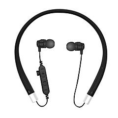 t1 urheilu Bluetooth-kuuloke puhelimelle langaton Bluetooth-kuuloke mikrofonin langattomilla kuulokkeilla tf-kortin tuki