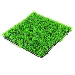 お買い得  アクアリウムデコレーション-アクアリウムの装飾 水草 植物 飾り デコレーション 無毒&無味 プラスチック ソフトプラスチック プラスチック+ PCB +耐水エポキシカバー