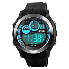 Men's Kid's Casual Watch Sport Watch Fashion Watch Chinese Digital Calendar / date / day Chronograph Water Resistant / Water Proof