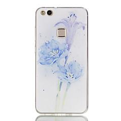 Недорогие Чехлы и кейсы для Huawei серии Y-Кейс для Назначение Huawei Honor 7 Huawei P9 Lite Huawei Honor 5C Huawei Huawei P8 Lite P8 Lite (2017) P10 Lite Ультратонкий С узором