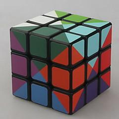 abordables Cubes Magiques-Rubik's Cube * 3*3*3 Cube de Vitesse  Cubes Magiques Jouet Educatif Anti-Stress Casse-tête Cube Classique Places Formé Carrée Cadeau